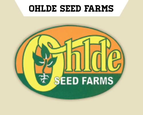 Ohlde Seed Farms
